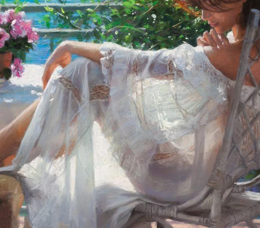 色粉大师的浪漫之光——Vicente Romero插图8