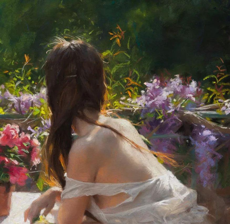 色粉大师的浪漫之光——Vicente Romero插图14
