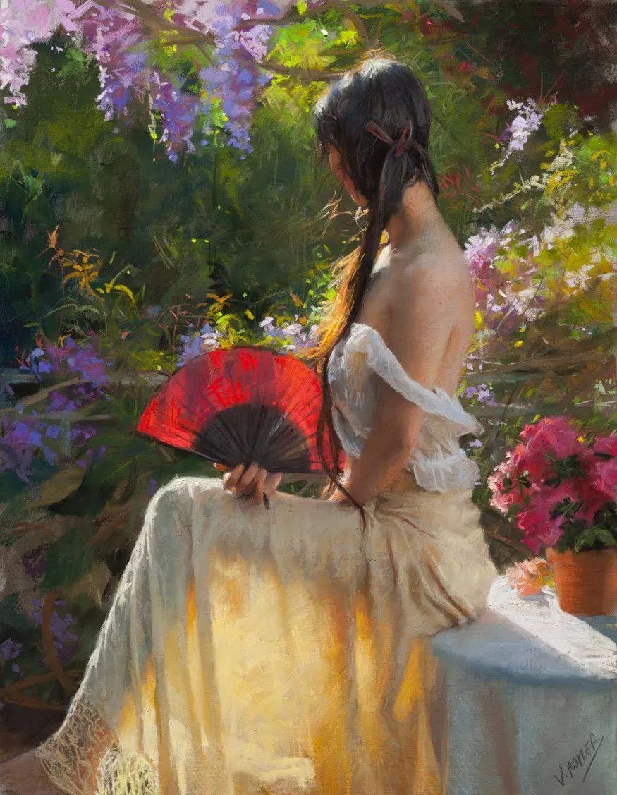 色粉大师的浪漫之光——Vicente Romero插图16