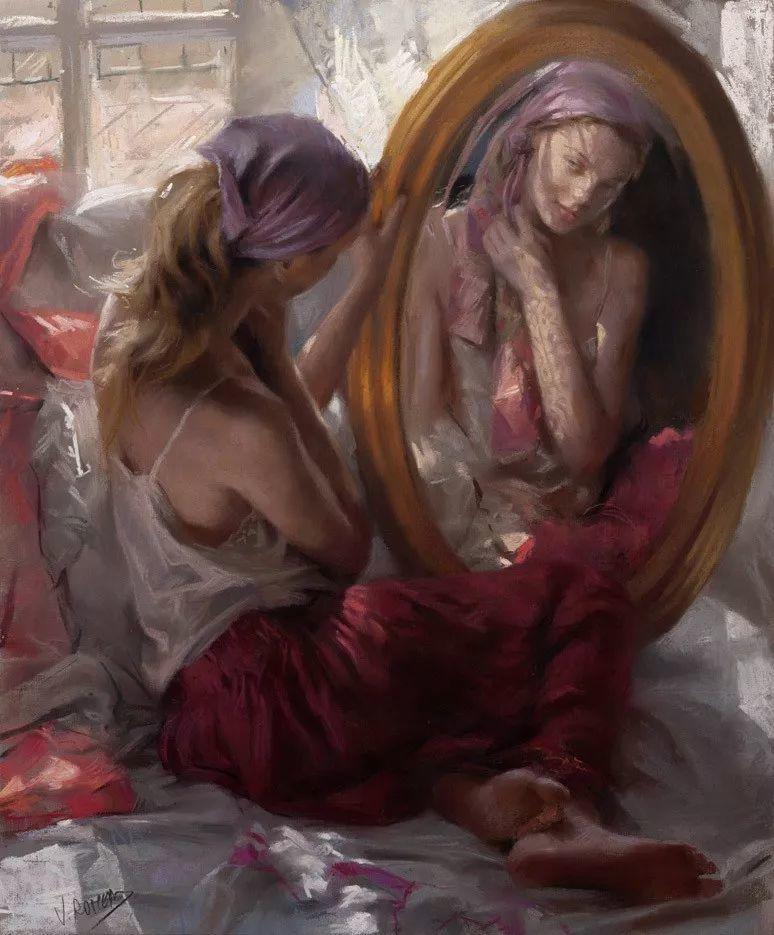色粉大师的浪漫之光——Vicente Romero插图41