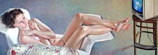 画人体,她一生都在画周围的女性朋友插图14