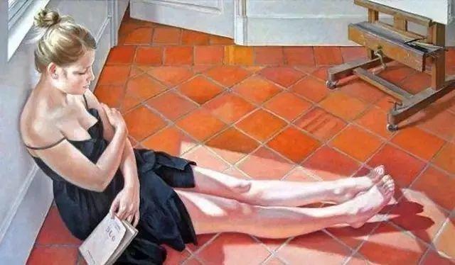 画人体,她一生都在画周围的女性朋友插图18