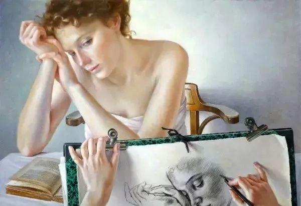 画人体,她一生都在画周围的女性朋友插图20