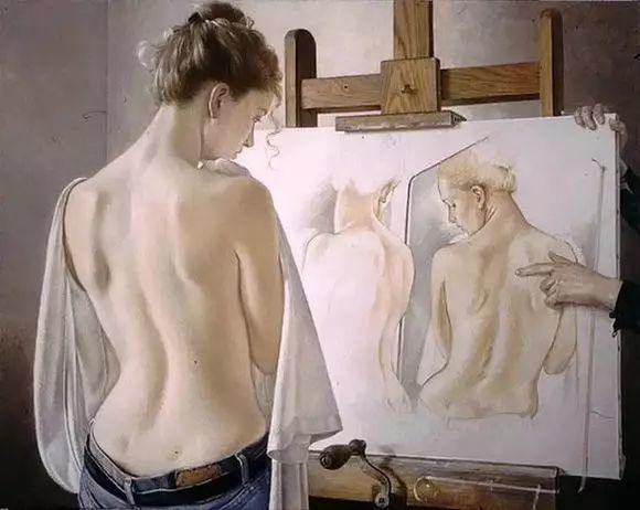 画人体,她一生都在画周围的女性朋友插图24