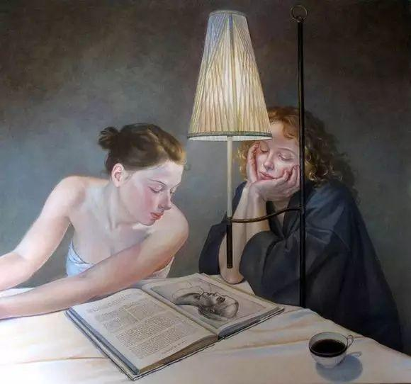 画人体,她一生都在画周围的女性朋友插图27