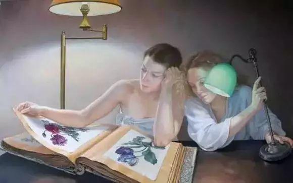 画人体,她一生都在画周围的女性朋友插图28