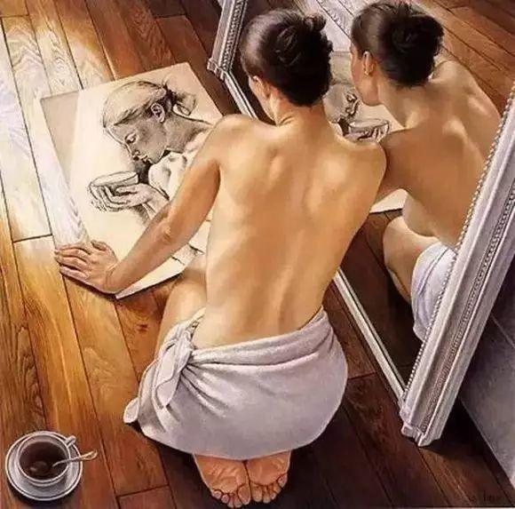画人体,她一生都在画周围的女性朋友插图33
