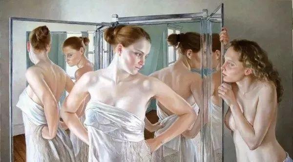画人体,她一生都在画周围的女性朋友插图40