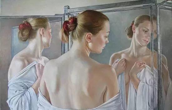 画人体,她一生都在画周围的女性朋友插图42