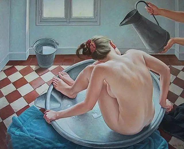 画人体,她一生都在画周围的女性朋友插图45