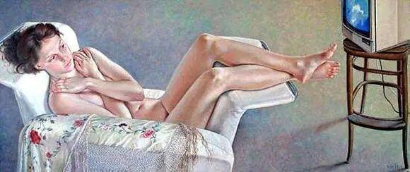 画人体,她一生都在画周围的女性朋友插图54