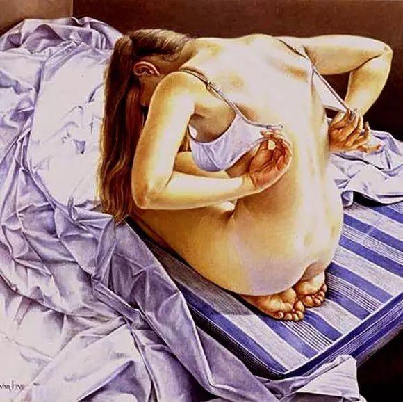 画人体,她一生都在画周围的女性朋友插图57