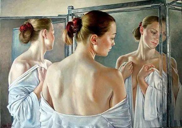 画人体,她一生都在画周围的女性朋友插图61
