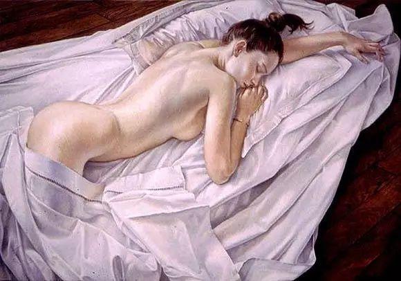 画人体,她一生都在画周围的女性朋友插图64
