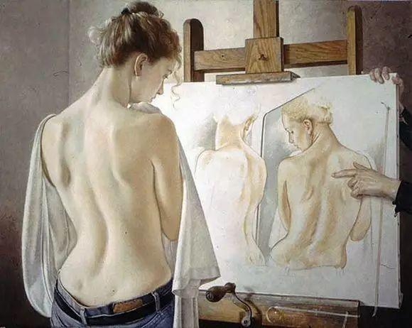 画人体,她一生都在画周围的女性朋友插图65