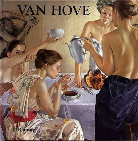 画人体,她一生都在画周围的女性朋友插图66