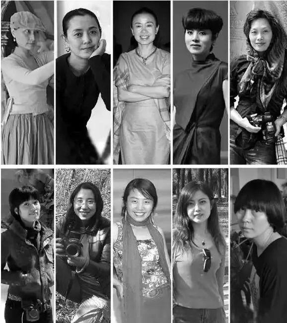 人画皆美 中国当代9位女画家插图