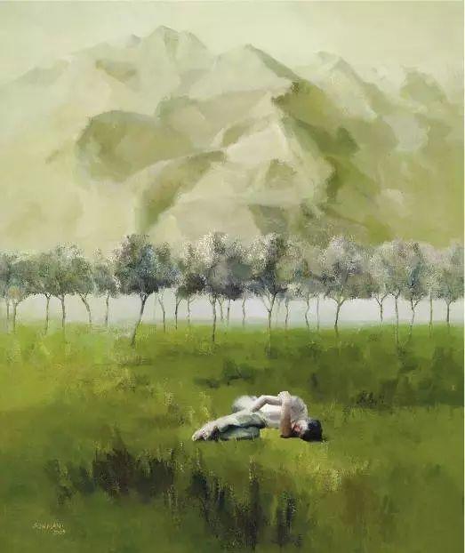 人画皆美 中国当代9位女画家插图48