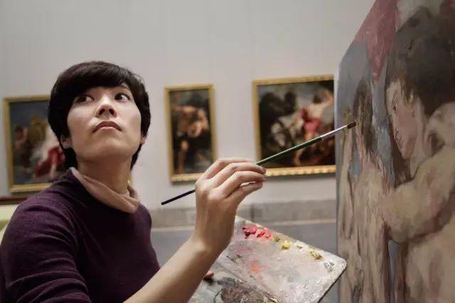 人画皆美 中国当代9位女画家插图52