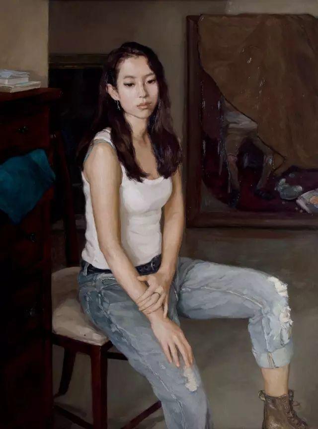 人画皆美 中国当代9位女画家插图53