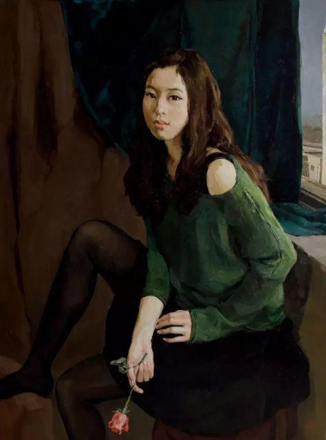 人画皆美 中国当代9位女画家插图54