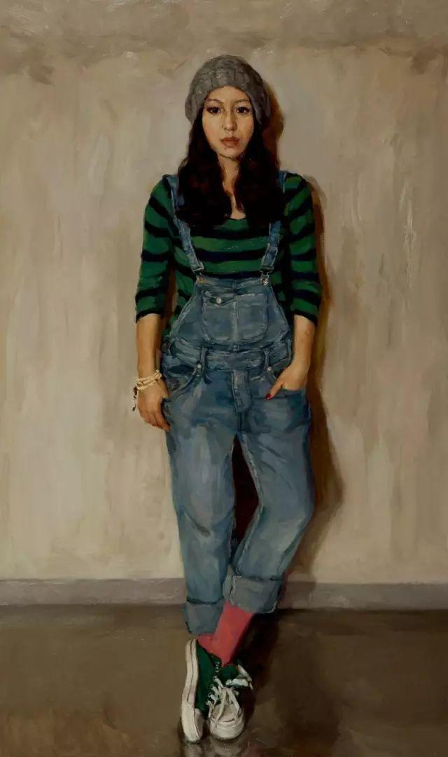 人画皆美 中国当代9位女画家插图56
