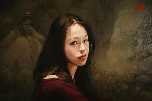 人画皆美 中国当代9位女画家插图60
