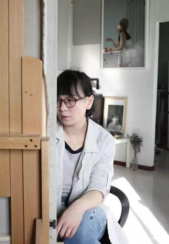 人画皆美 中国当代9位女画家插图62