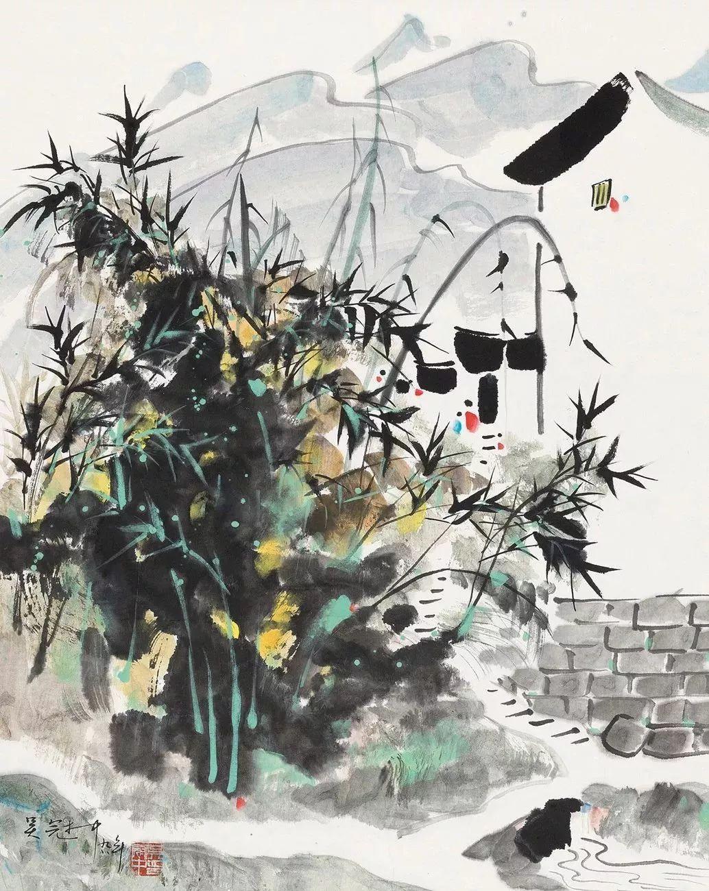 吴冠中:学生应有独立的思想和艺术追求插图9