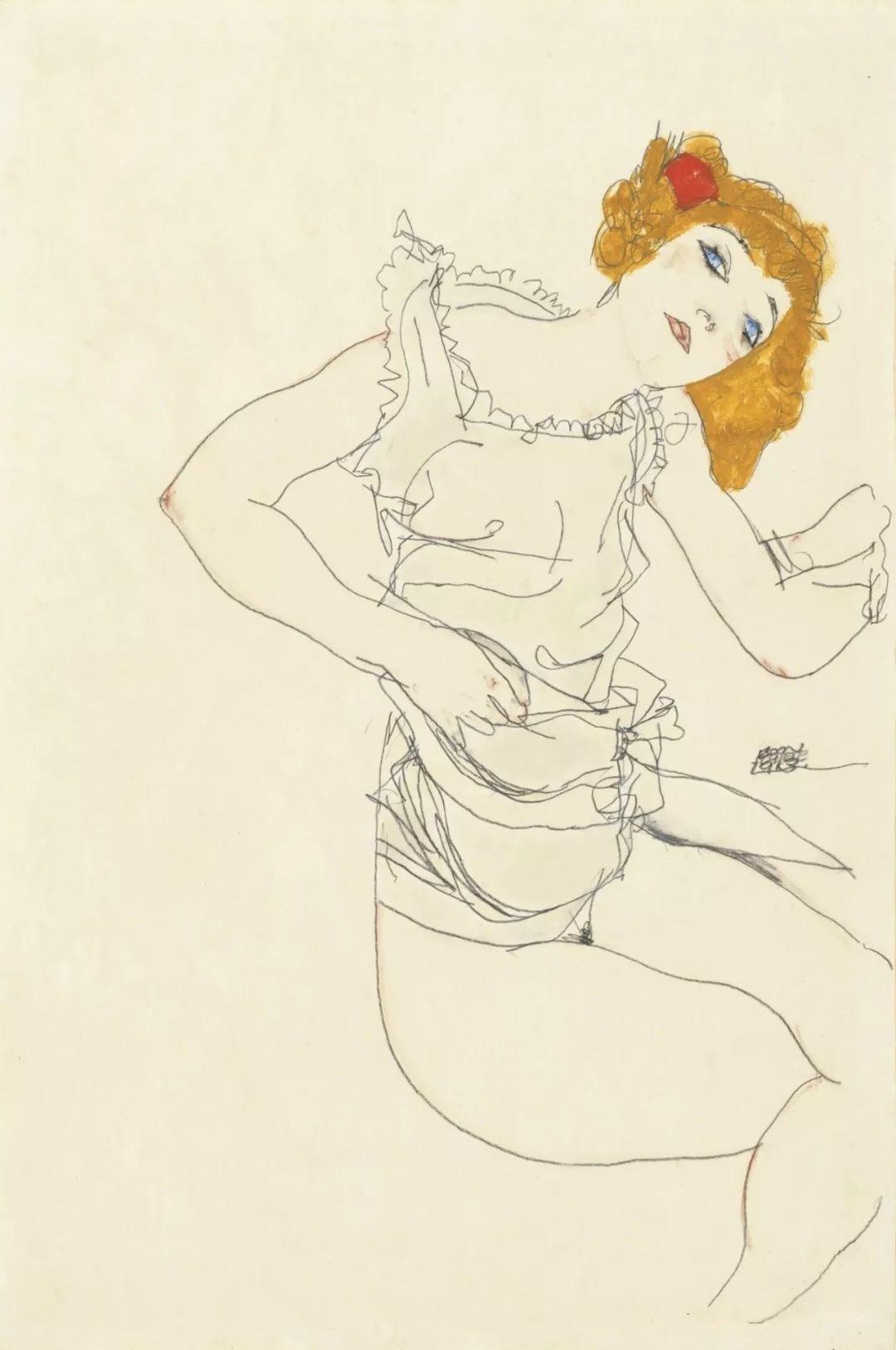 年仅28岁,生前遭受非议,死后却被捧为直逼心灵的艺术家插图7