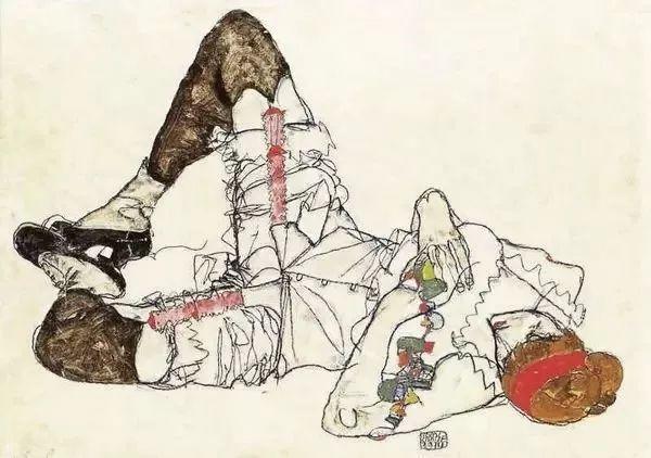 年仅28岁,生前遭受非议,死后却被捧为直逼心灵的艺术家插图49