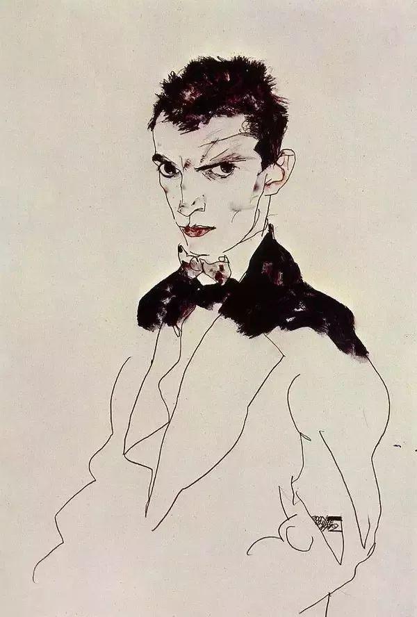 年仅28岁,生前遭受非议,死后却被捧为直逼心灵的艺术家插图51