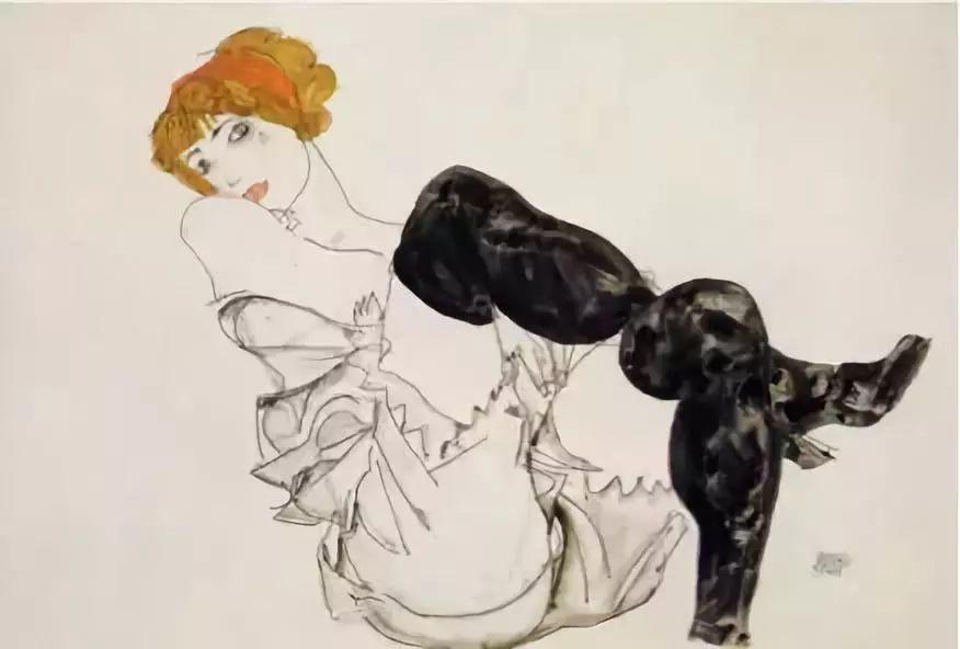 年仅28岁,生前遭受非议,死后却被捧为直逼心灵的艺术家插图53