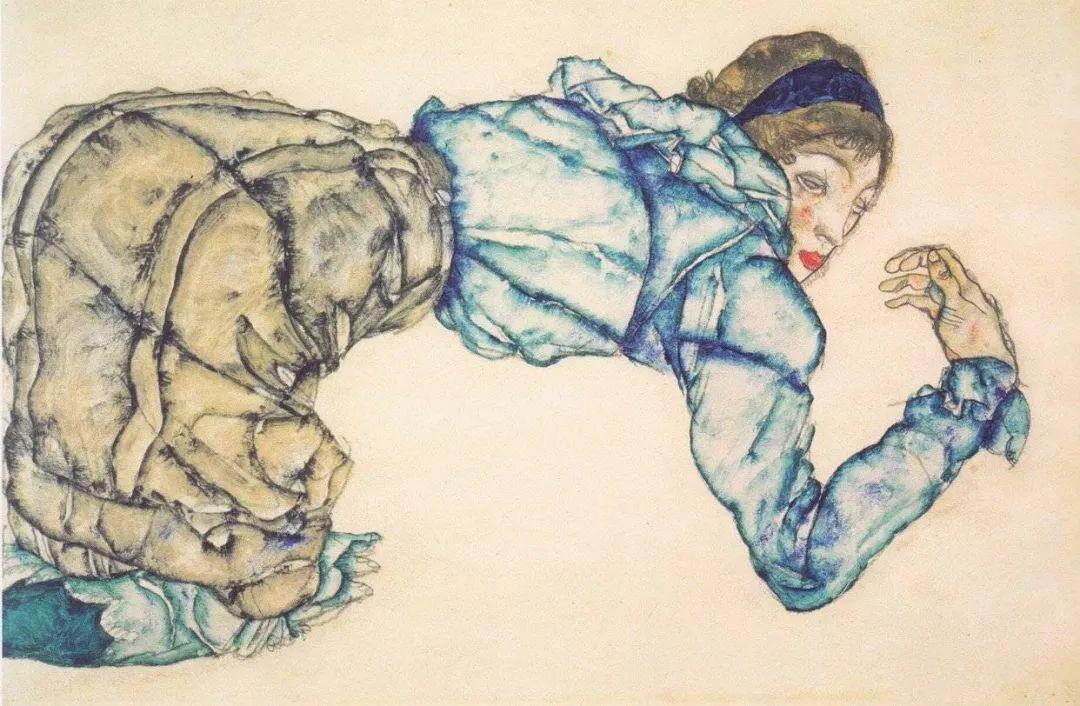 年仅28岁,生前遭受非议,死后却被捧为直逼心灵的艺术家插图59