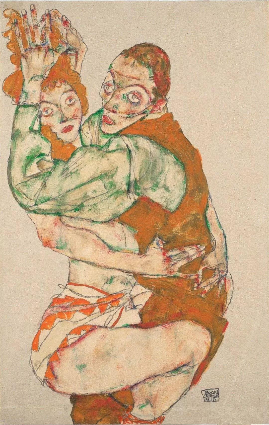 年仅28岁,生前遭受非议,死后却被捧为直逼心灵的艺术家插图61