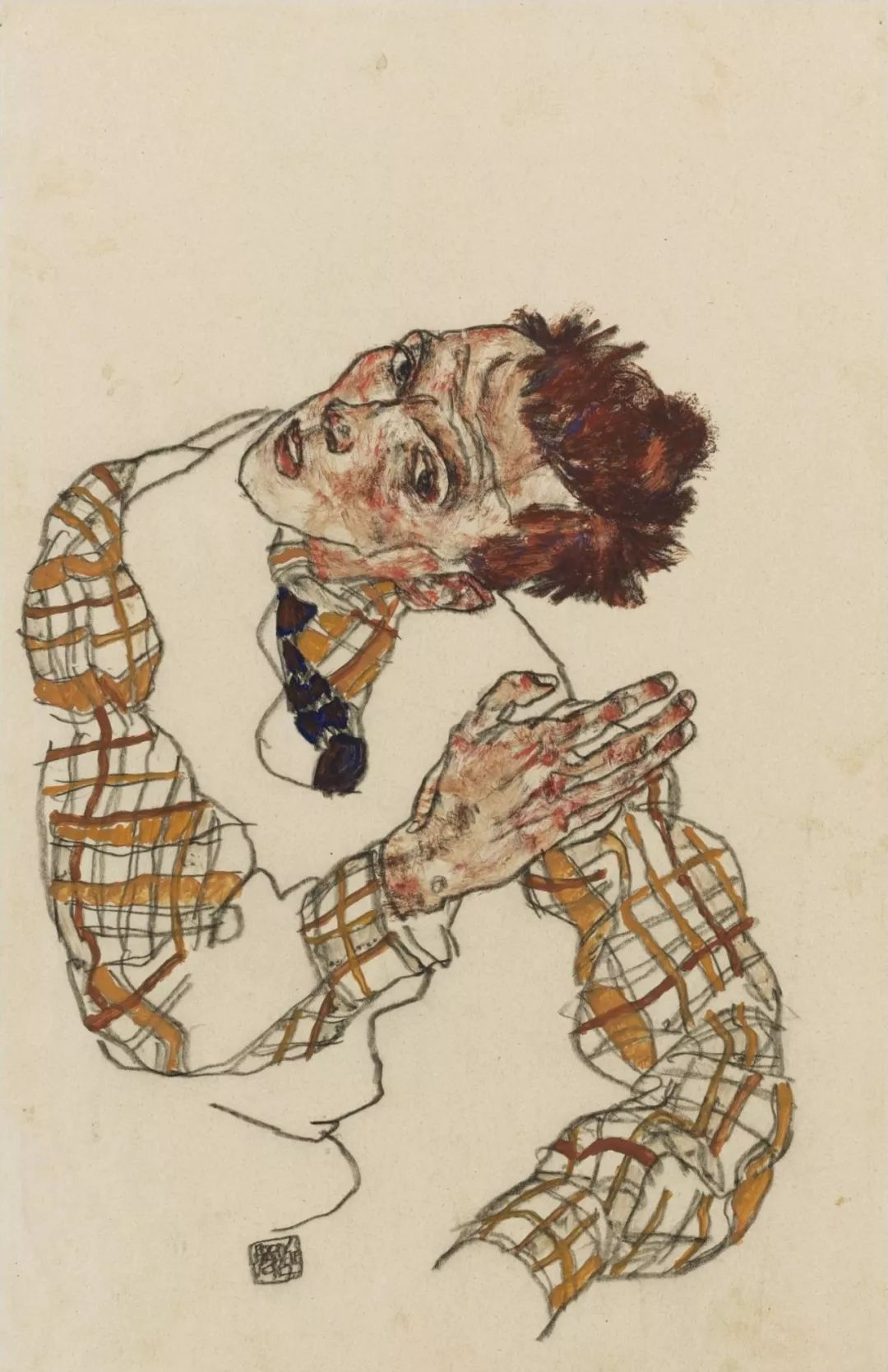 年仅28岁,生前遭受非议,死后却被捧为直逼心灵的艺术家插图71