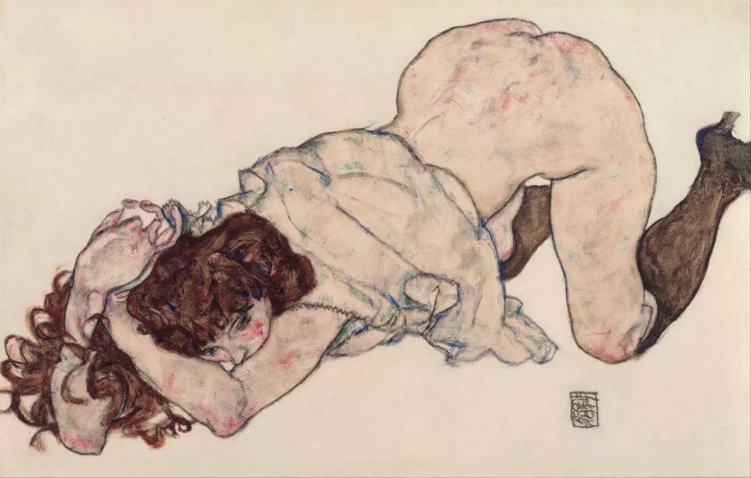 年仅28岁,生前遭受非议,死后却被捧为直逼心灵的艺术家插图79