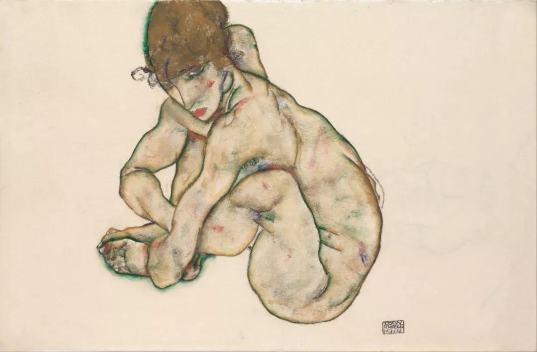 年仅28岁,生前遭受非议,死后却被捧为直逼心灵的艺术家插图83