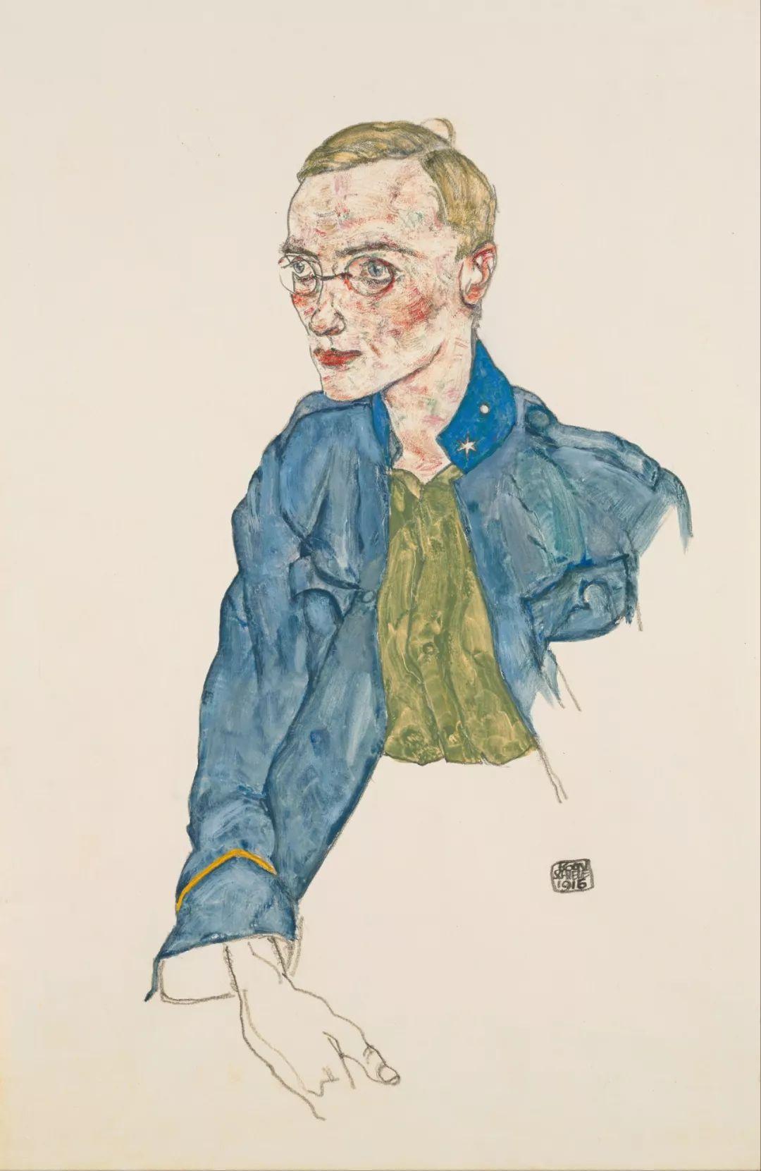 年仅28岁,生前遭受非议,死后却被捧为直逼心灵的艺术家插图89