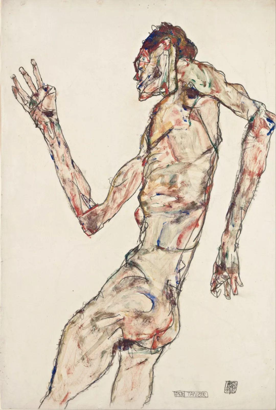 年仅28岁,生前遭受非议,死后却被捧为直逼心灵的艺术家插图93