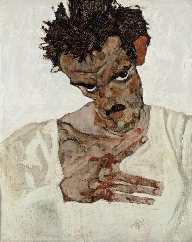 年仅28岁,生前遭受非议,死后却被捧为直逼心灵的艺术家插图95