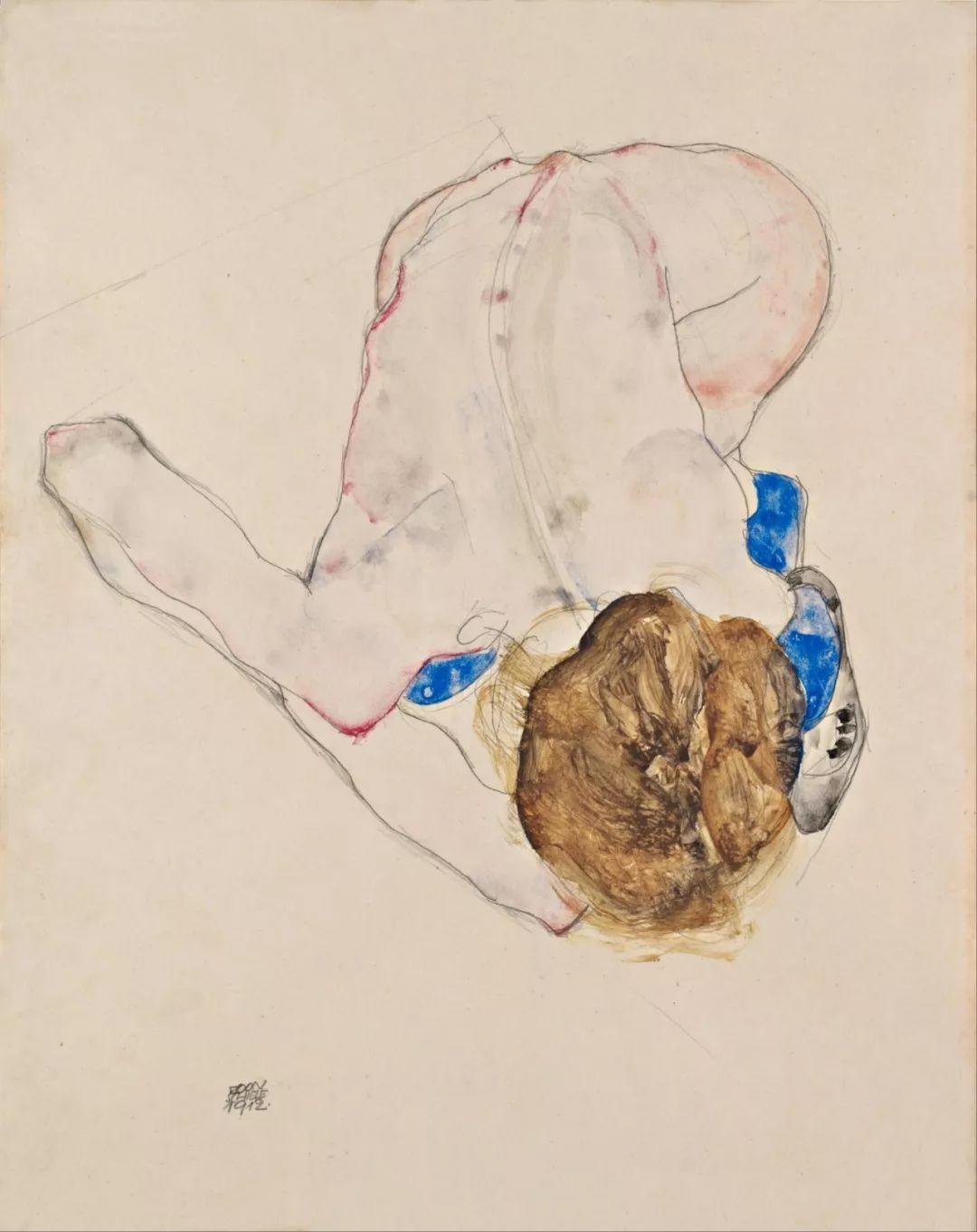 年仅28岁,生前遭受非议,死后却被捧为直逼心灵的艺术家插图97