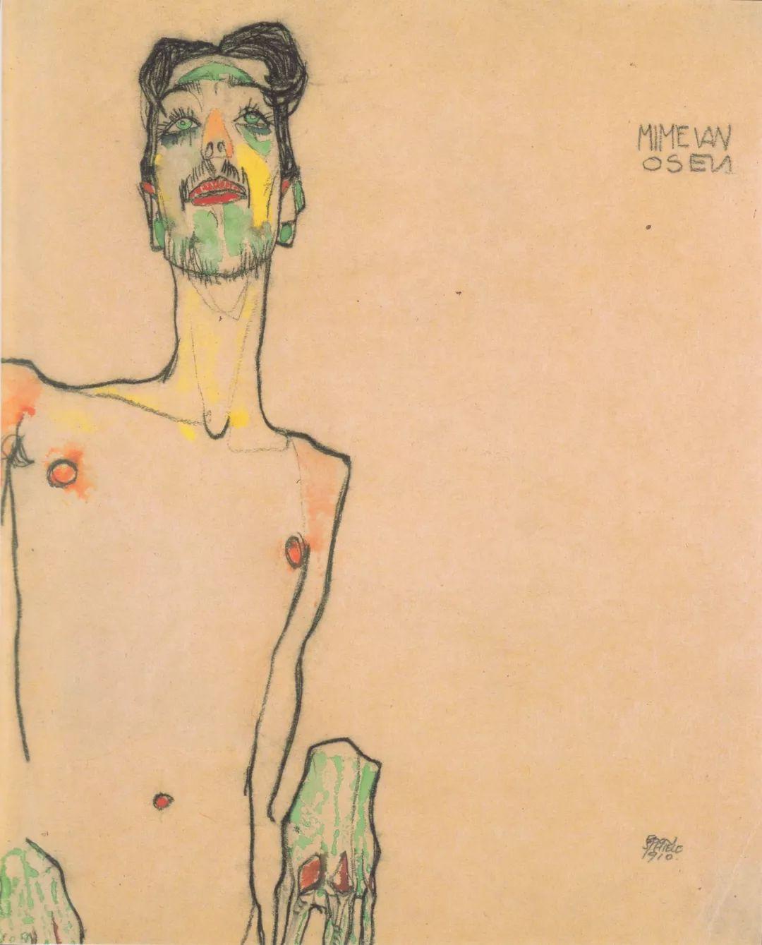 年仅28岁,生前遭受非议,死后却被捧为直逼心灵的艺术家插图105