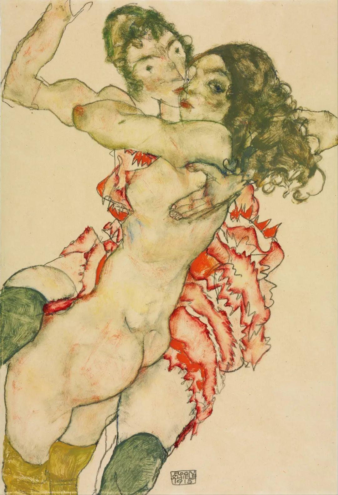 年仅28岁,生前遭受非议,死后却被捧为直逼心灵的艺术家插图107
