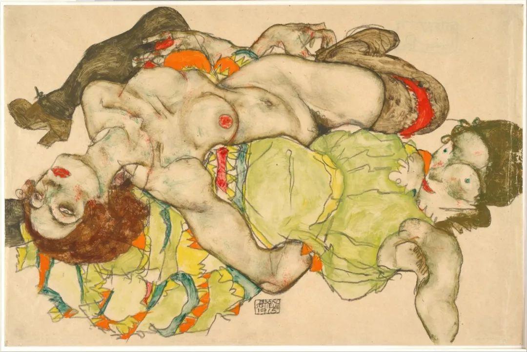年仅28岁,生前遭受非议,死后却被捧为直逼心灵的艺术家插图125