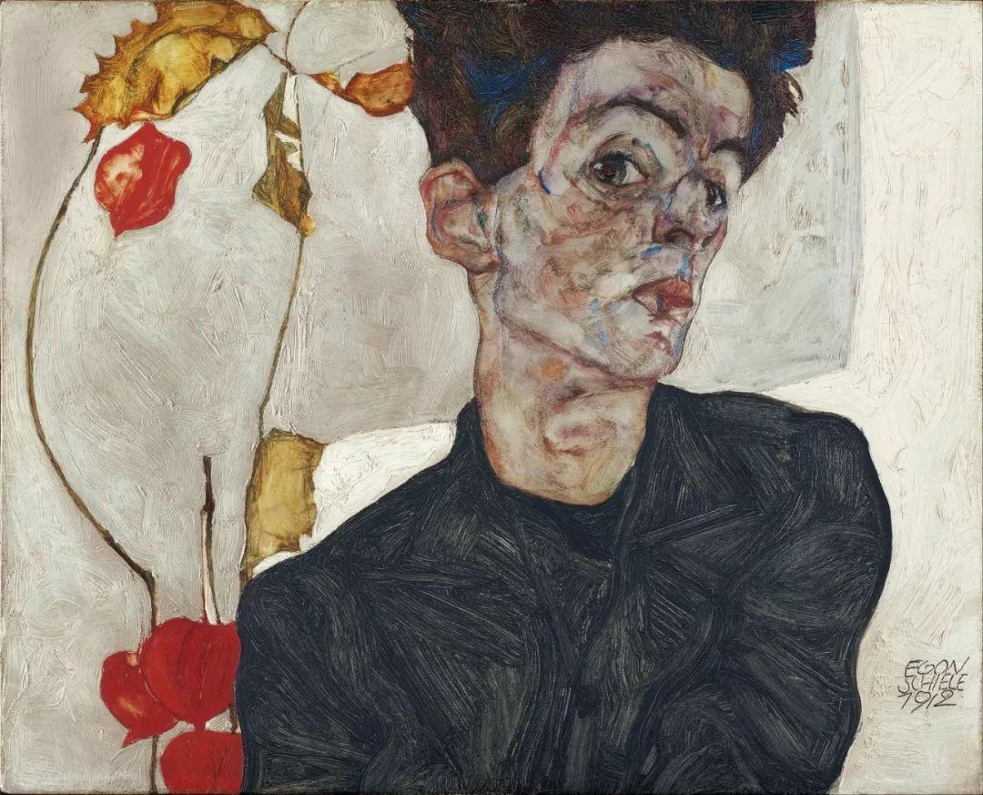 年仅28岁,生前遭受非议,死后却被捧为直逼心灵的艺术家插图131