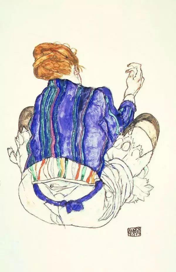 年仅28岁,生前遭受非议,死后却被捧为直逼心灵的艺术家插图135
