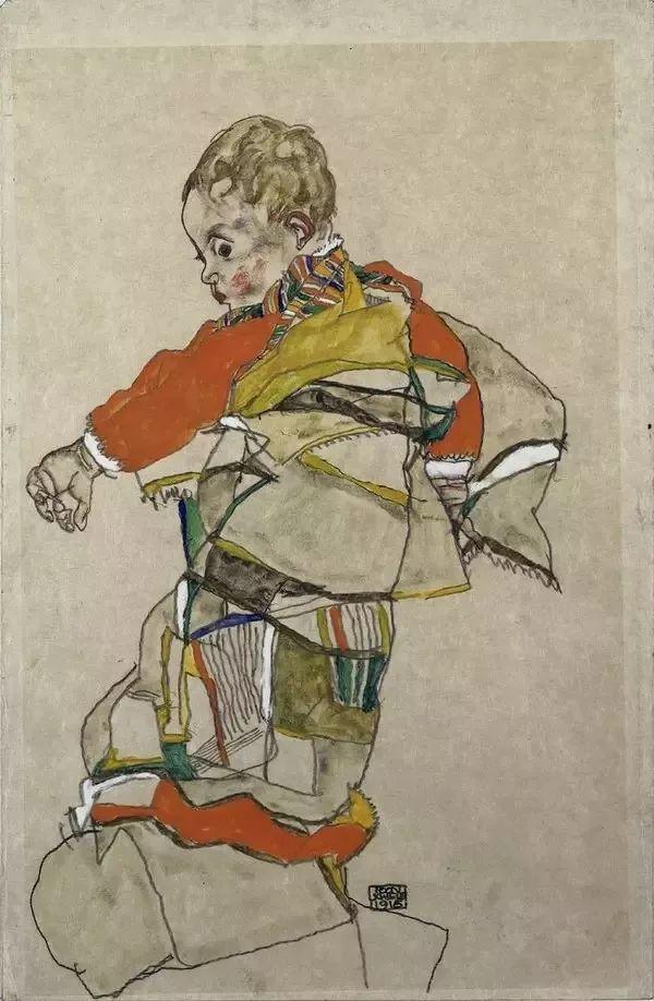 年仅28岁,生前遭受非议,死后却被捧为直逼心灵的艺术家插图137