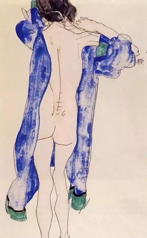 年仅28岁,生前遭受非议,死后却被捧为直逼心灵的艺术家插图139
