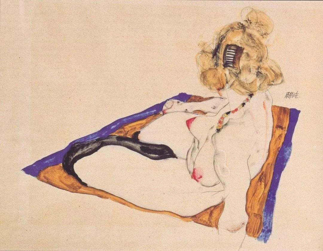年仅28岁,生前遭受非议,死后却被捧为直逼心灵的艺术家插图145
